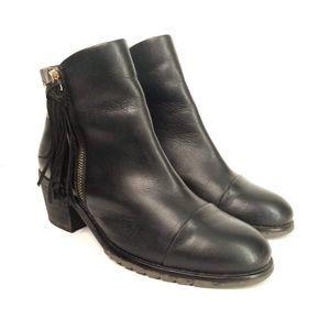 Pikolinos 'Andorra' tassel zippered bootie Size 37